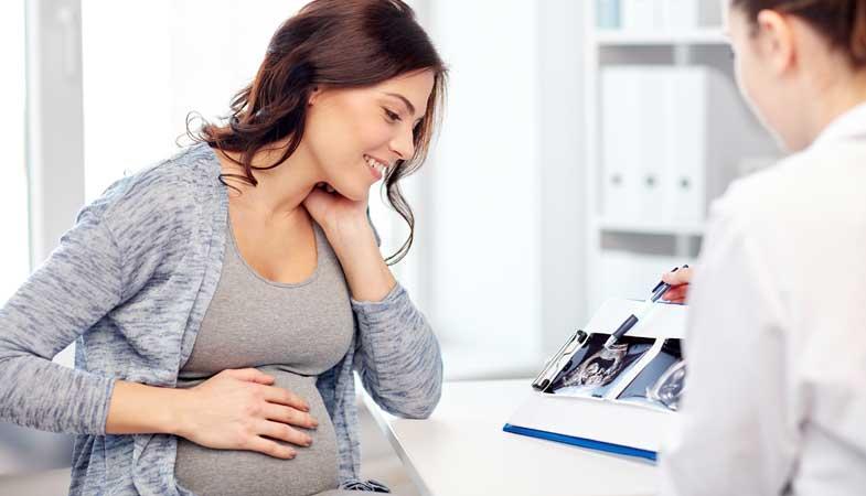 Pruebas médicas en el embarazo
