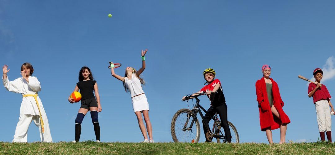 Los niños necesitan hacer deporte: consejos para elegir el más indicado para tu hijo