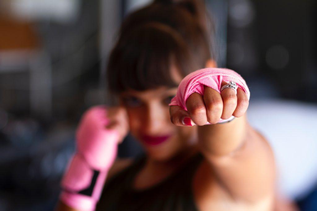 El boxeo es un buen deporte