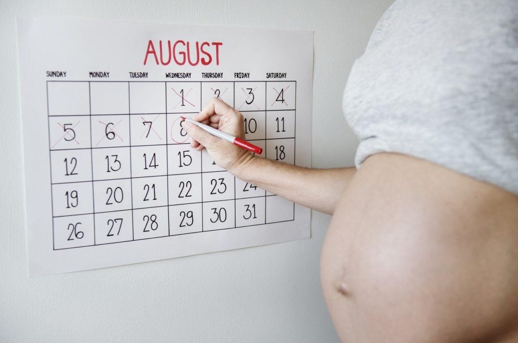 baja por maternidad siendo madre