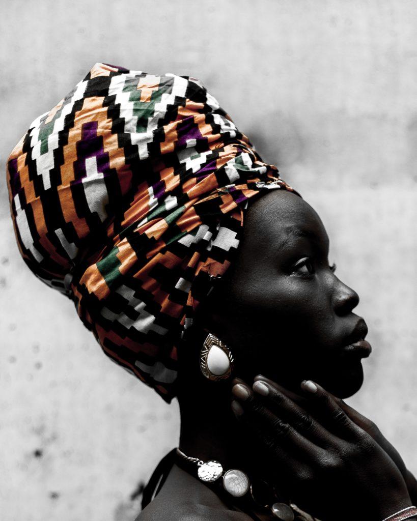 Las joyas africanas son exuberantes