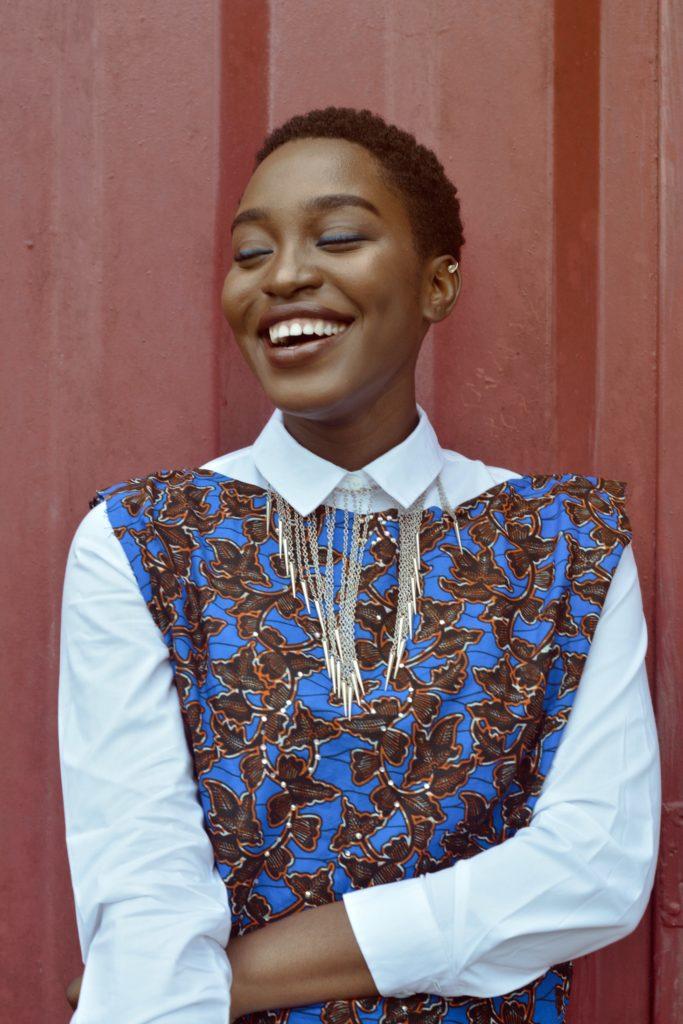 nos encantan los colores de la moda africana