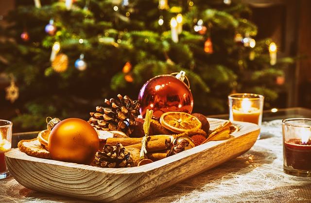 7 consejos para decorar tu mesa en Nochebuena