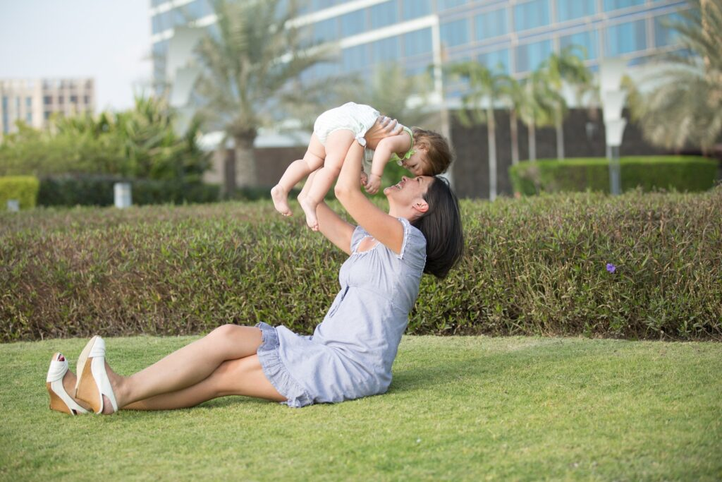 trato de madre a hijo