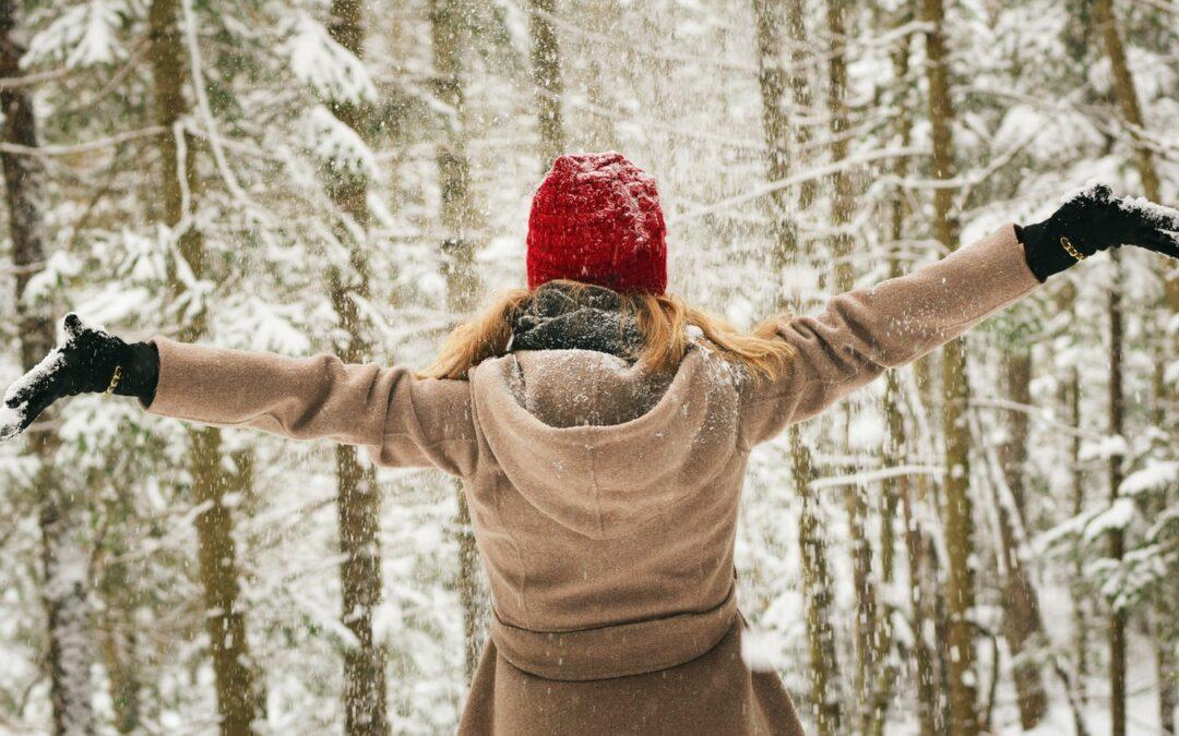 Vístete a la moda este invierno