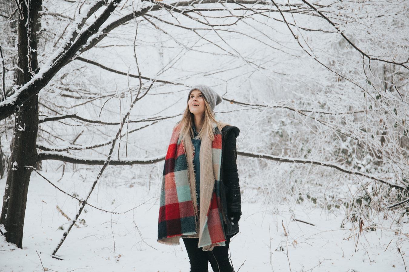 El rojo color tendencia para invierno