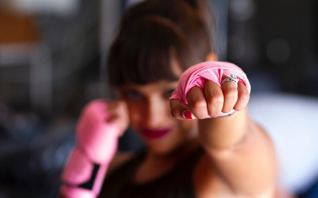 La importancia de la autodefensa para las mujeres