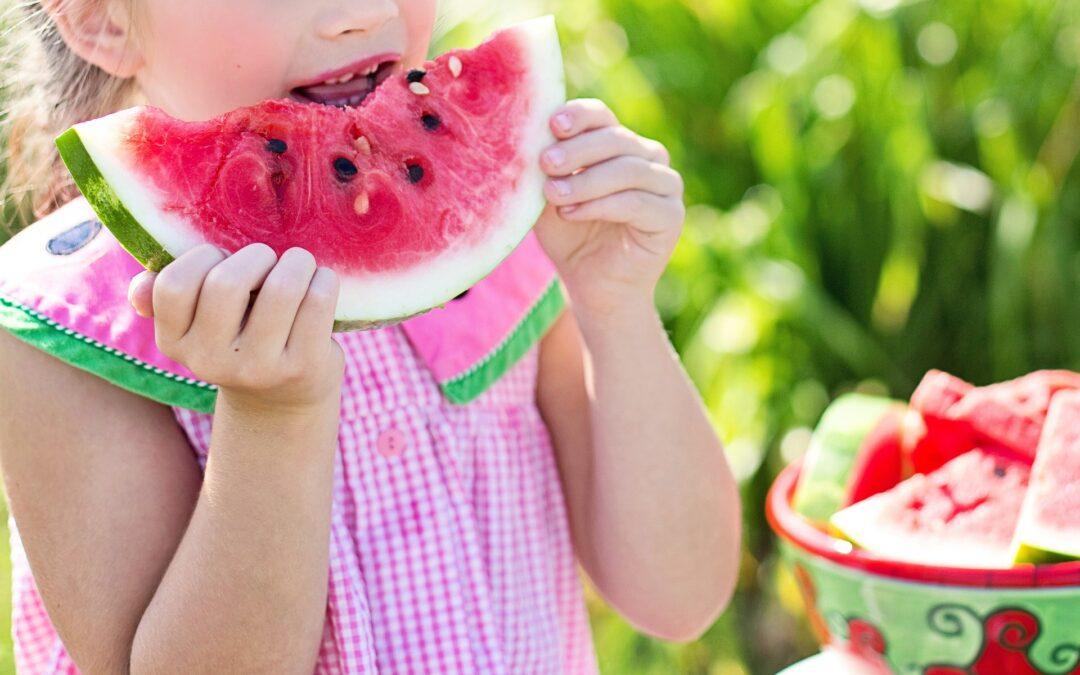 Alimentos que no pueden faltar en verano