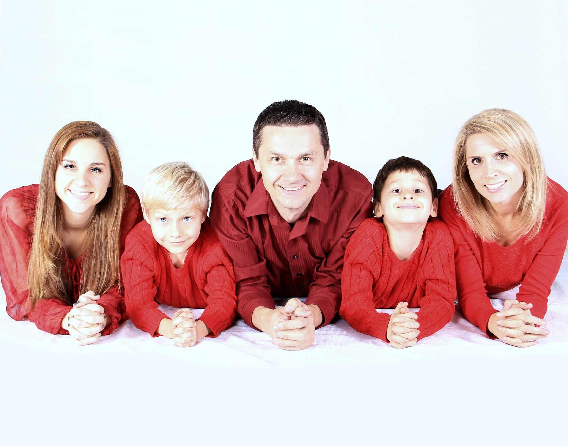 Cómo conseguir ayudas para familias numerosas