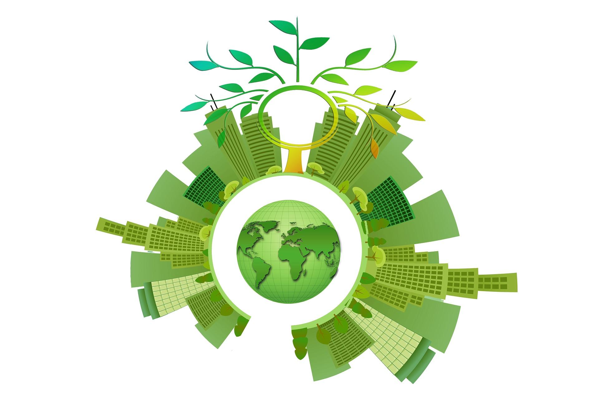 Patinete eléctrico sostenible