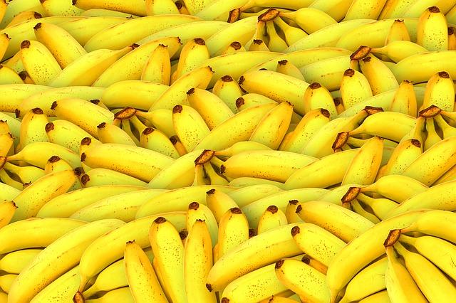 El plátano aporta potasio