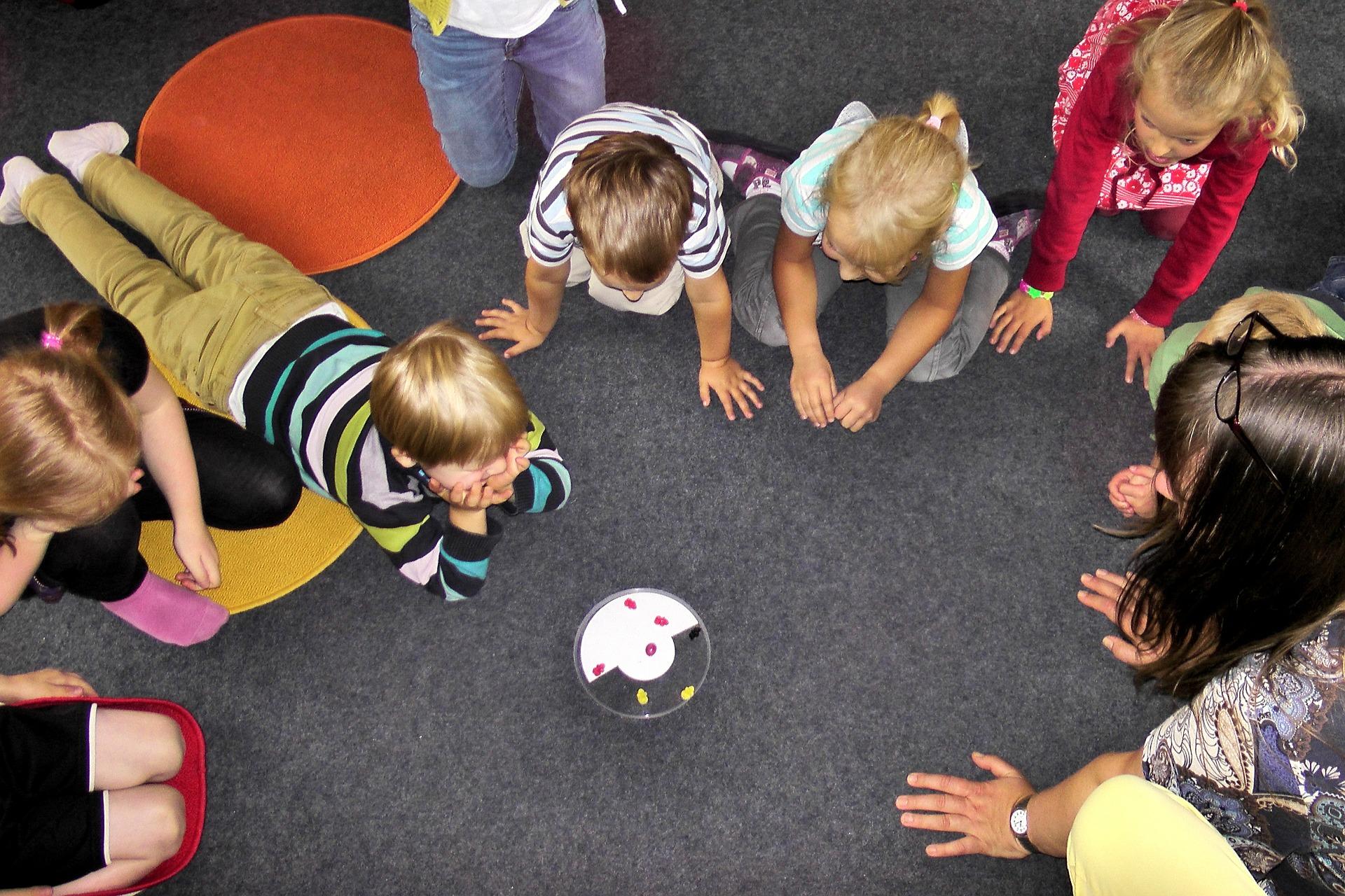 Cómo elegir la mejor guardería para nuestro hijos