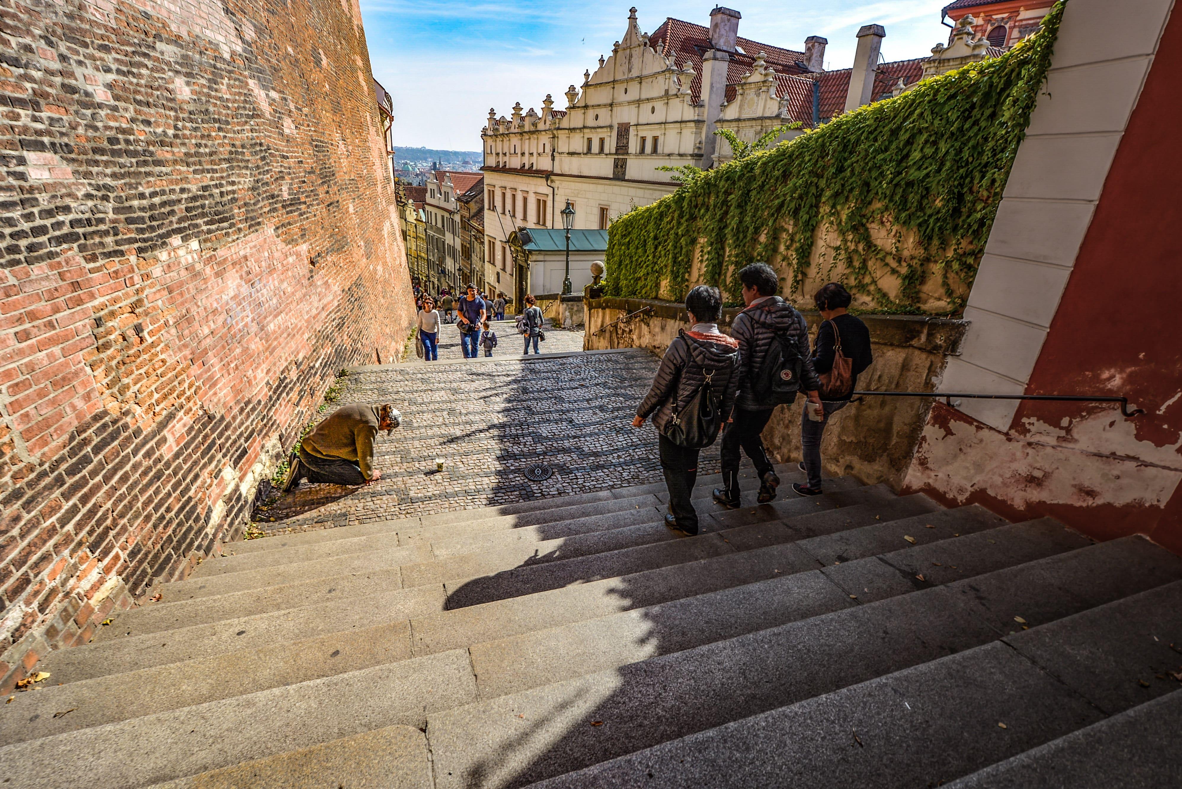 Destinos turismo de pobreza