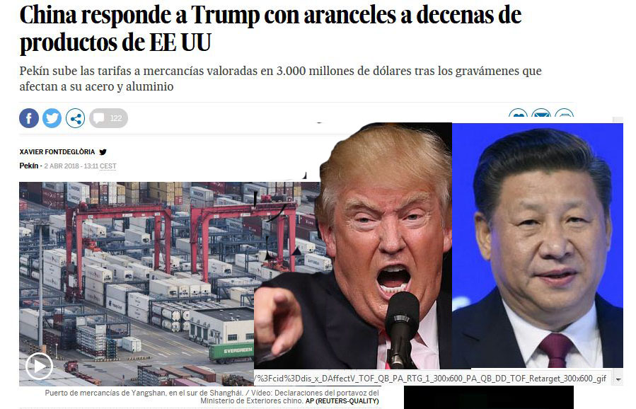 Guerra comercial china