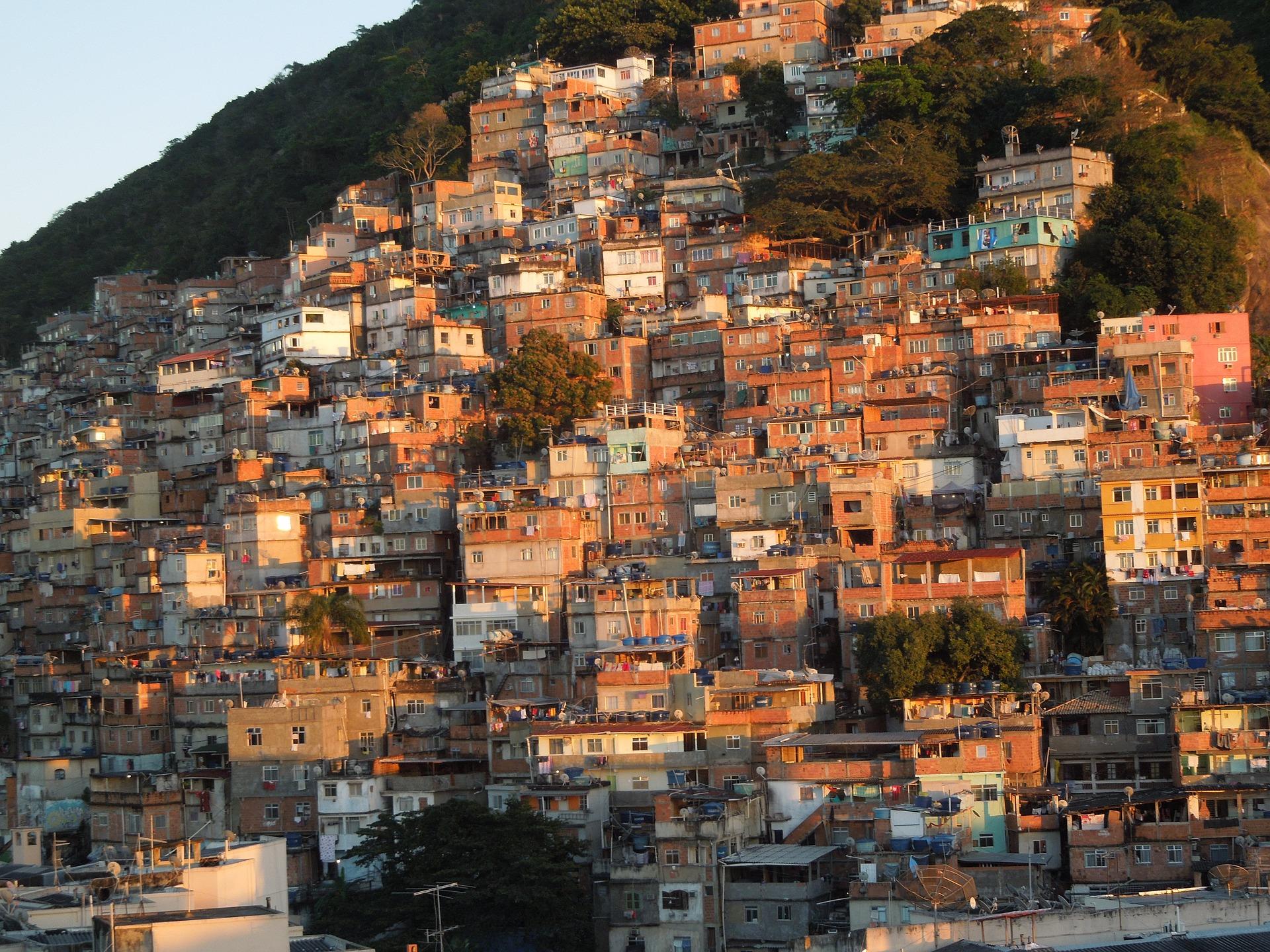turismo de pobreza brasil